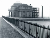 Brooklyn Museum and Mount Prospect Storage Reservoir, Eastern Parkway, 1914
