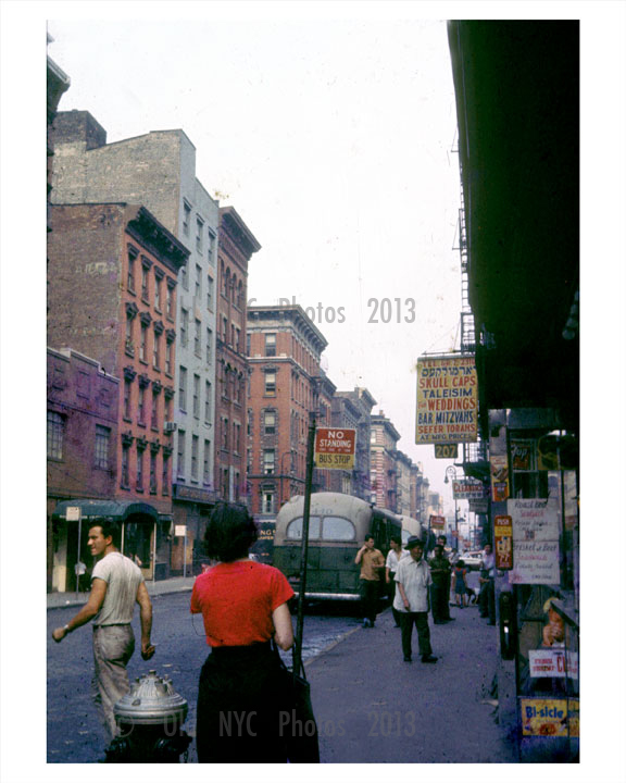 Broome street images and photography at old nyc photos for Mural on broome street