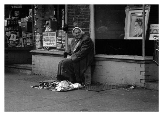 Brownsville 1950's Brooklyn NY