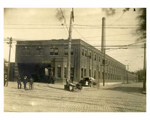 BRT 1 Maspeth Depot - Grand & Juniper Queens 1910