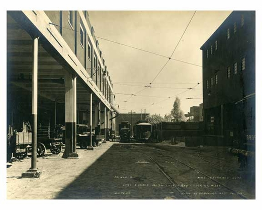 BRT line truck Bldg. looking east Sept 26th 1916