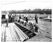 building the boardwalk 1922