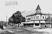 Burakart's Palace Hotel, northeast corner of 60th Street and Ft. Hamilton Parkway, 1912