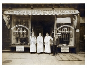 Butcher Shop 1914