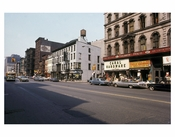 Canal St 1967 Downtown Manhattan
