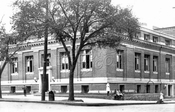 Carnegie Library, 4th Avenue and 51st Street, 1908