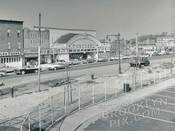 Carousel along Surf Avenue, 1960