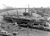 Carrier USS Constellation, 1961