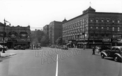 Caton Avenue, looking west to Flatbush Avenue, 1944