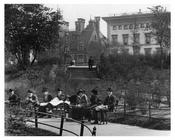 Central Park -  Manhattan - NY 1914