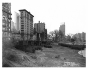Central Park West - Upper West Side - Manhattan  1914