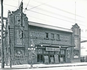 Century Theater, Nostrand Avenue, Flatbush, 1916