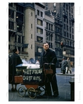 Chestnut Vendor 5th Ave 1950