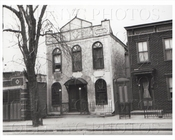Chevre Kesher Achim Anshei Sphard 450 Hendrix Street Demolished 1970s Brownsville, Brooklyn, NYC
