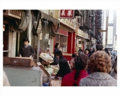 Chinatown 1974 - Downtown Manhattan, NY