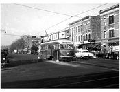 Church Ave & Coney Island Ave Trolley Line  1953