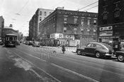 Church Avenue, looking east to East 19th Street, 1948