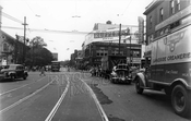 Church Avenue, looking west to Flatbush Avenue, 1948