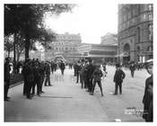 City Hall Park - Centre Street & Chambers 1906