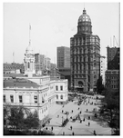 City Hall - Park Row 1905