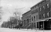Classon Avenue north from Greene Avenue, 1910