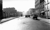 Classon Avenue south from Lafayette Avenue, 1931