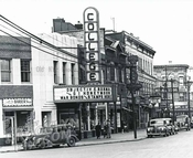 College Theater, Flatbush Avenue near Avenue H, Flatbush, 1940s