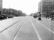 Coney Island Avenue at Avenue J, c.1940
