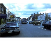 Coney Island Avenue looking south from Avenue P 1970s