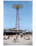 Coney Island Beach Girls 1958