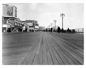Coney Island Boardwalk   - Brooklyn NY