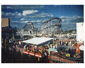 Coney Island Cyclone 1960s