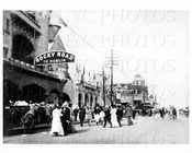 Coney Island Surf Ave 1906