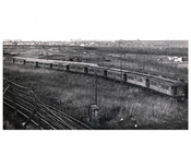 Coney Island Train  Yards 1956