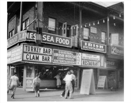Coney Island Turkey Bar