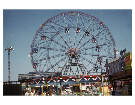 Coney Island Wonder Wheel 2