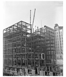 Construction of Met Life Bldg. 1955