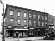Corner of Marcy Avenue and Kosciusco Street, 1931
