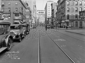 Court Street looking north to Schermerhorn Street, 1928