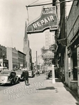 Court Street, north to Carroll Street, 1939