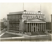Courthouse in Foley Square 1927
