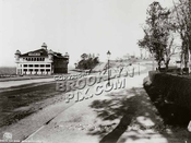 Crescent Atlantic Club Boat House _ Shore Road, looking north, 1905