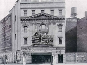 Crescent Theatre, Flatbush Avenue Extension, 1915