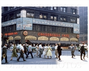 Crossroads Cafe Times Square Manhattan, NYC 1952