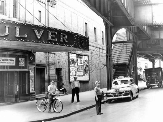 Culver Theater, northwest corner of MacDonald and 18th Avenues, 1943