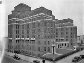 Cumberland Hospital - North Elliot Place & Auburn Place, 1930