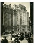 Cunard & Bowling Green Buildings 1921