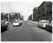 Dean Street east toward Howard Ave ground left Hebrew Orphan Asylum 1965