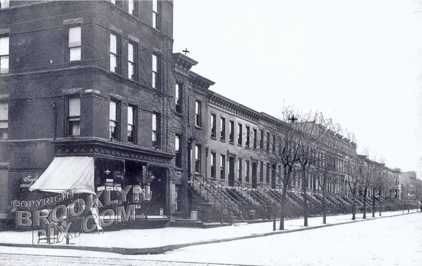 Decatur Street from Ralph Avenue, 1910