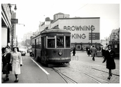 DeKalb Ave Trolley Line